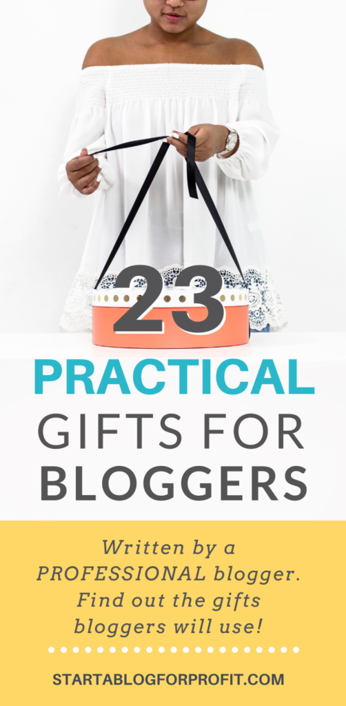 23 Practical Gifts for Bloggers